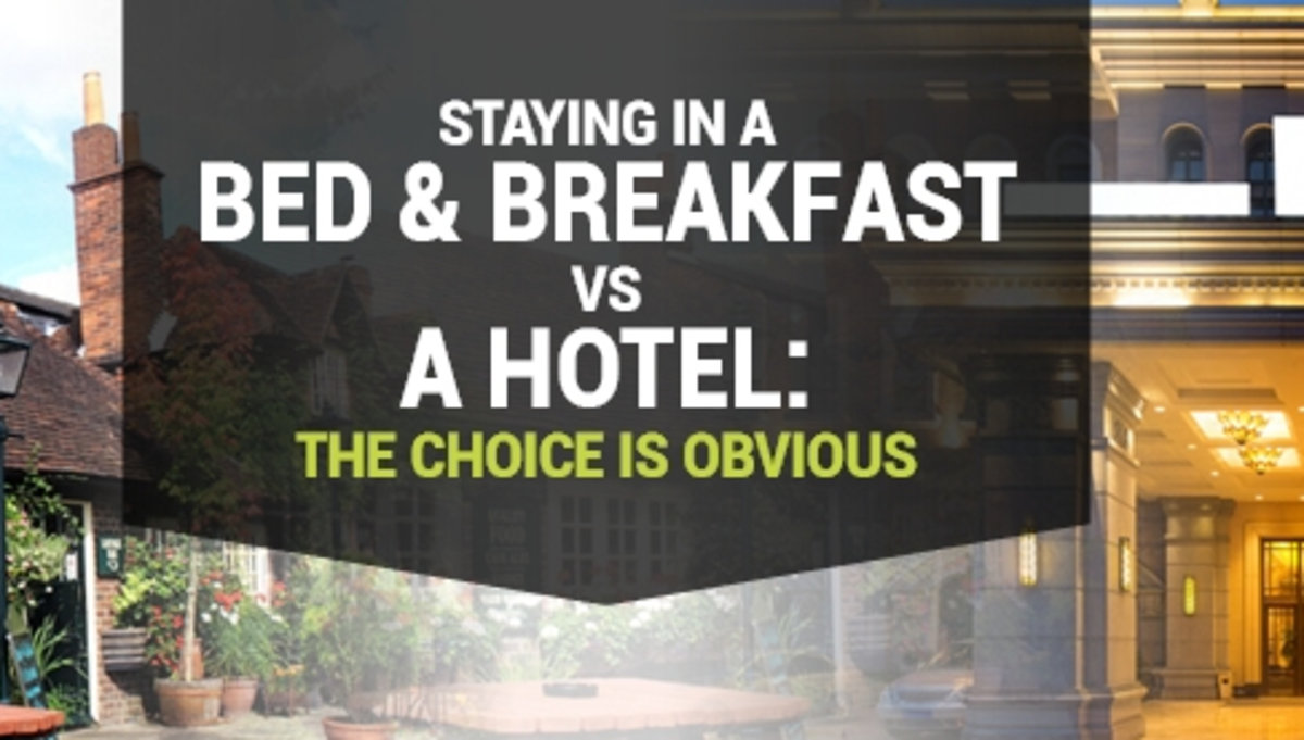 Why Stay at a Bed and Breakfast