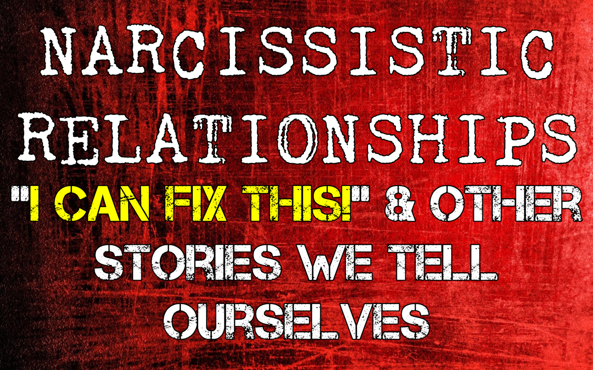 Narcissistic Relationships: