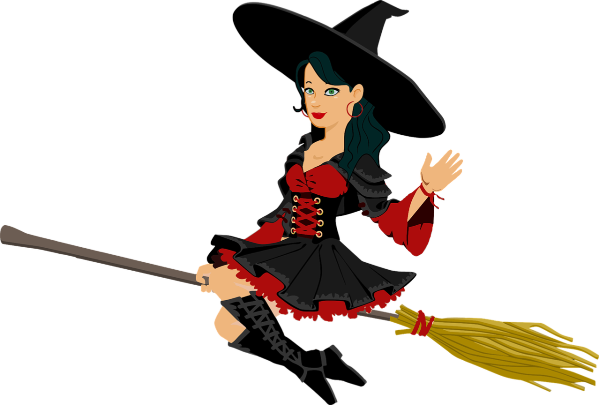 Witch's cosImage by OpenClipart-Vectors from Pixabaytume: