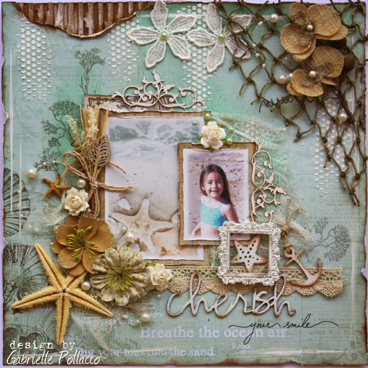 Easy Scrapbook Pages In 15 Minutes