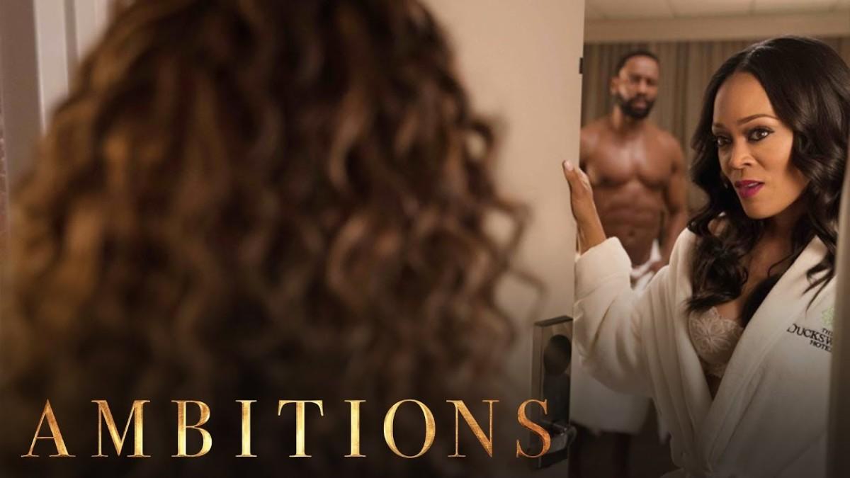Amara finds Stephanie in her husband's hotel room