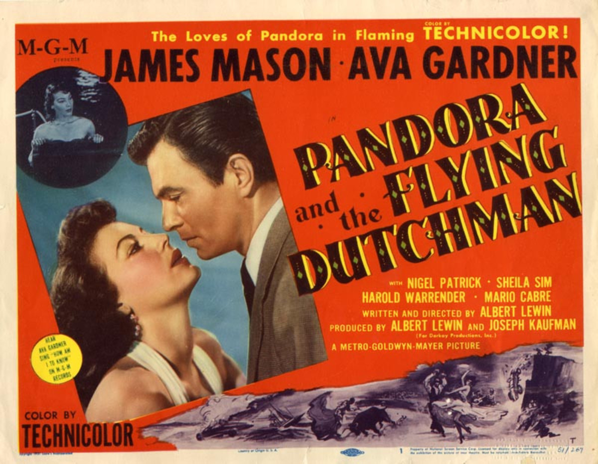 Pandora and the Flying Dutchman - The Legend Comes Alive