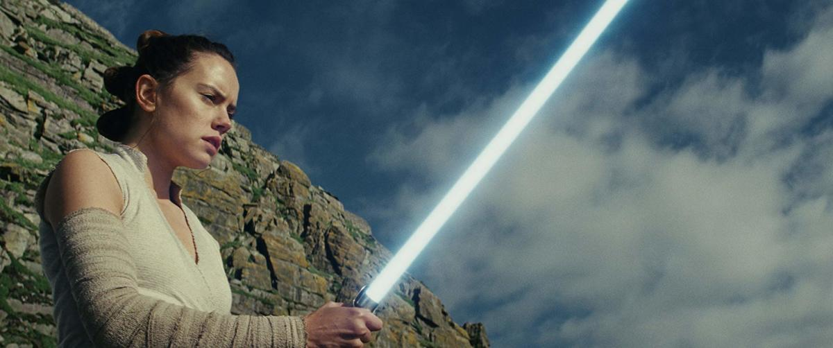 Rey of light.