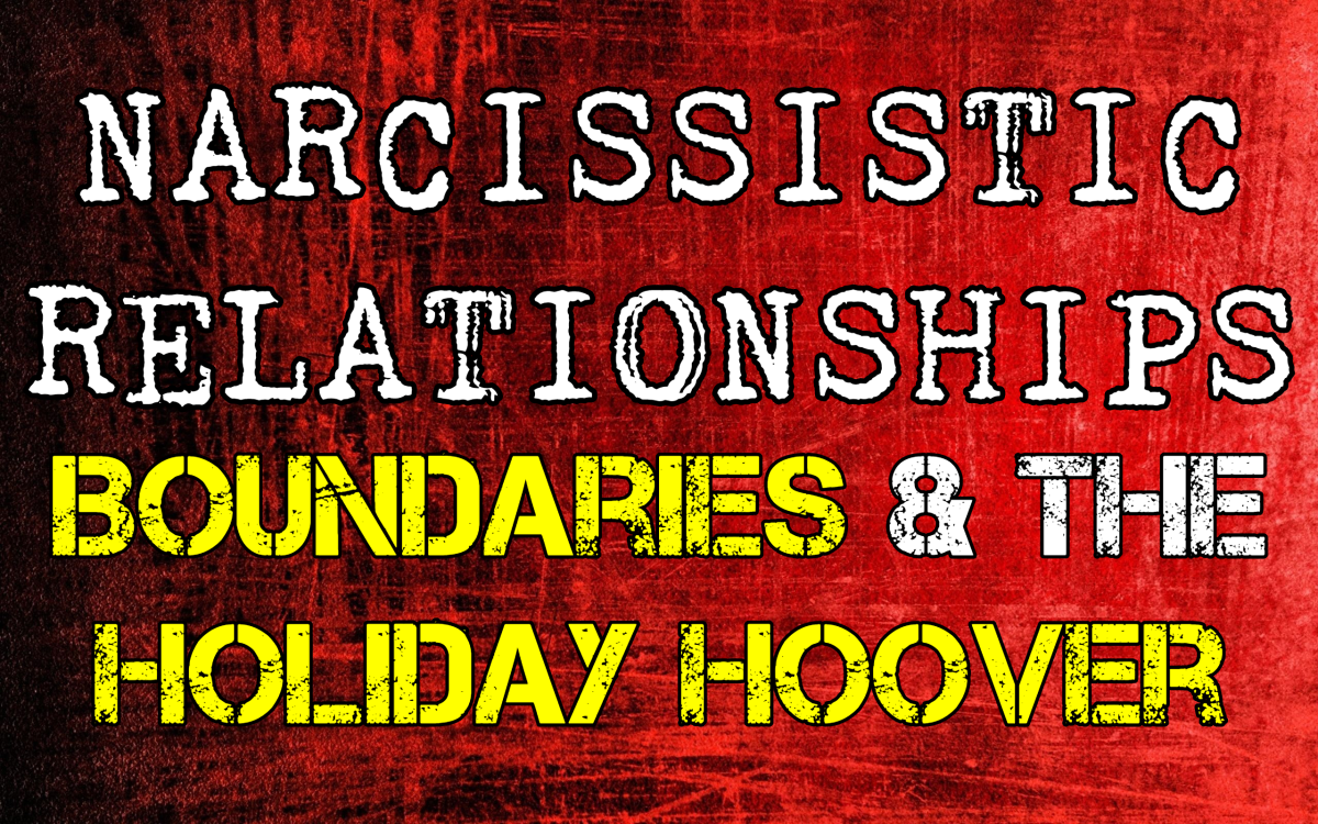 Boundaries & The Holiday Hoover