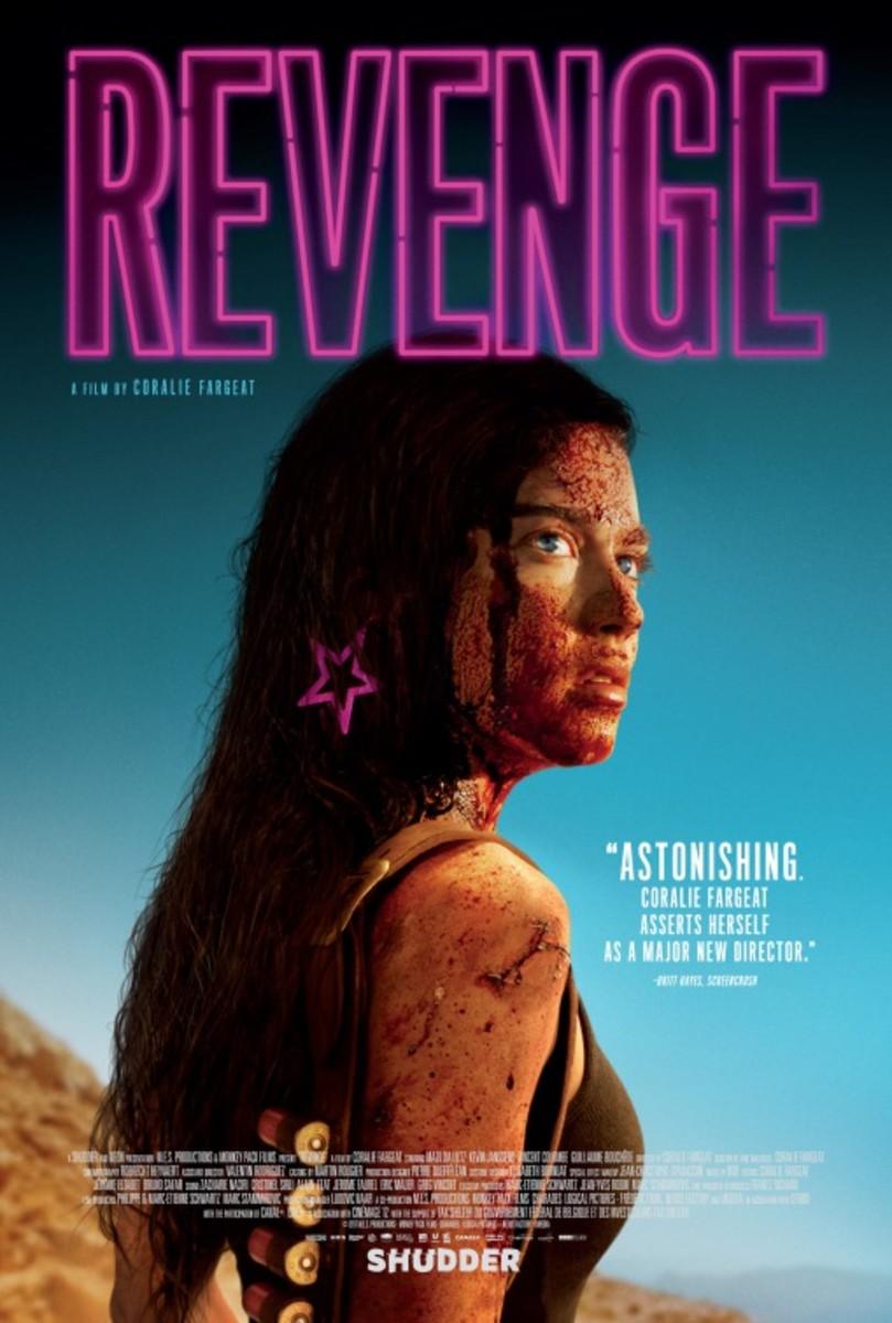 Revenge (2017) Movie Review