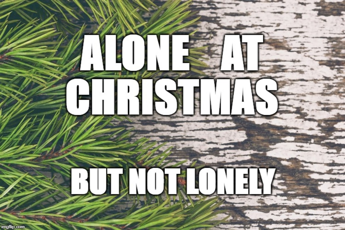 Alternatives to having a lonely Christmas.