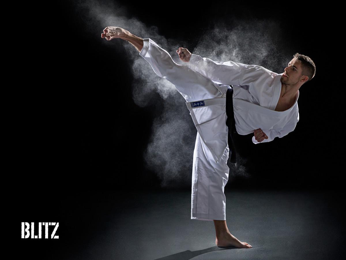 Jiu Jitsu Vs. Karate
