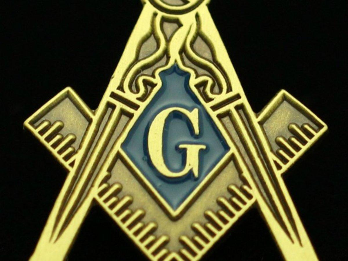 Symbol of the Freemasons
