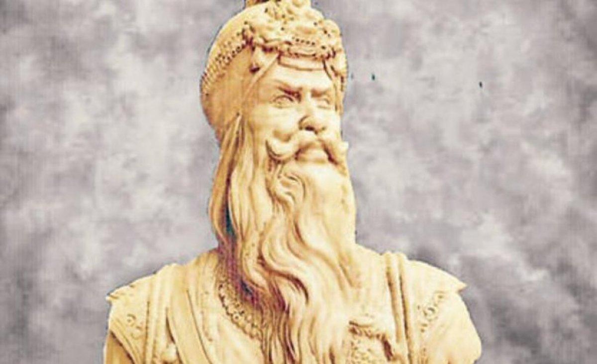 Statue : Ranjit Singh