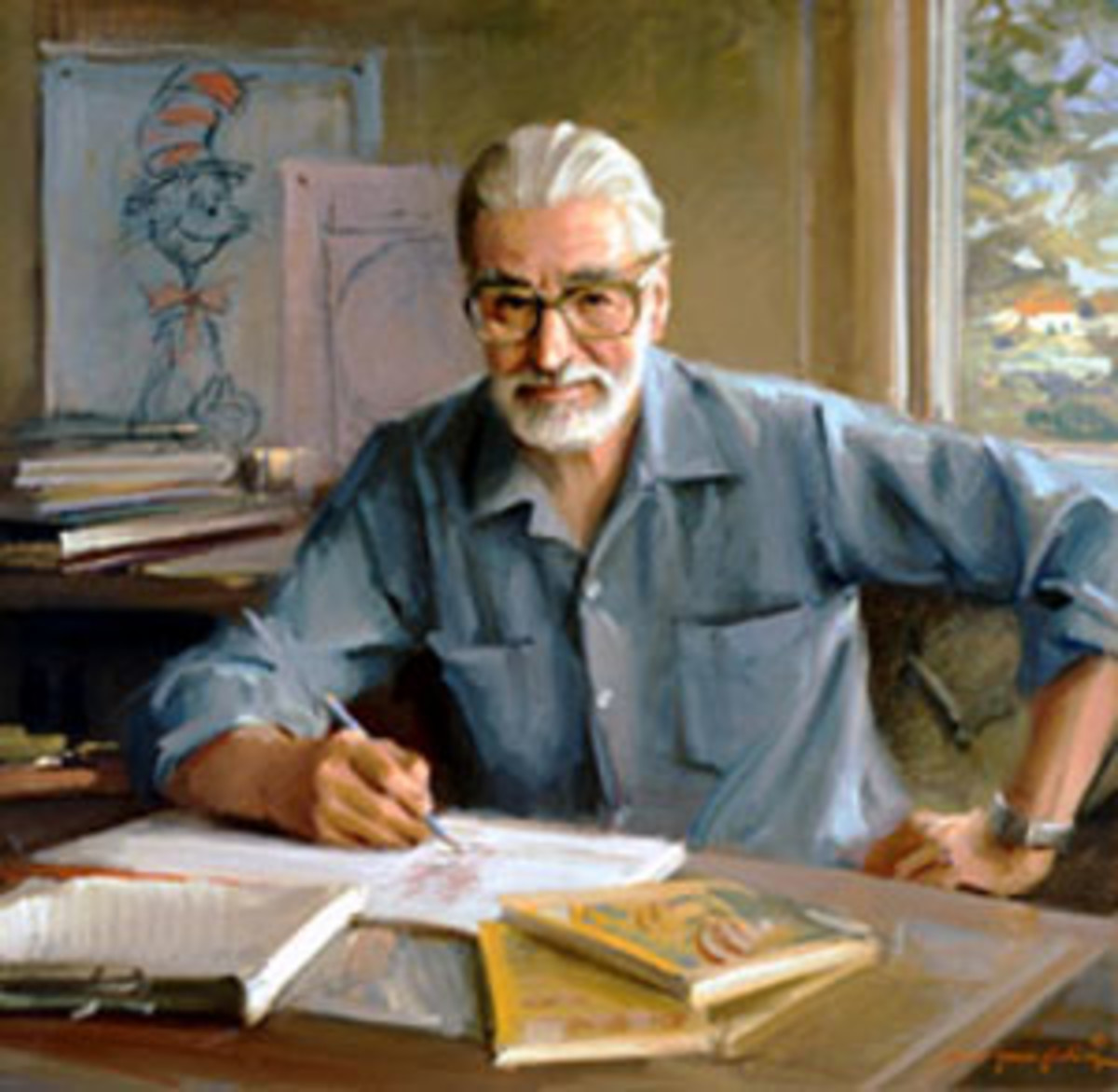 Dr. Seuss: Legendary Children's Book Author