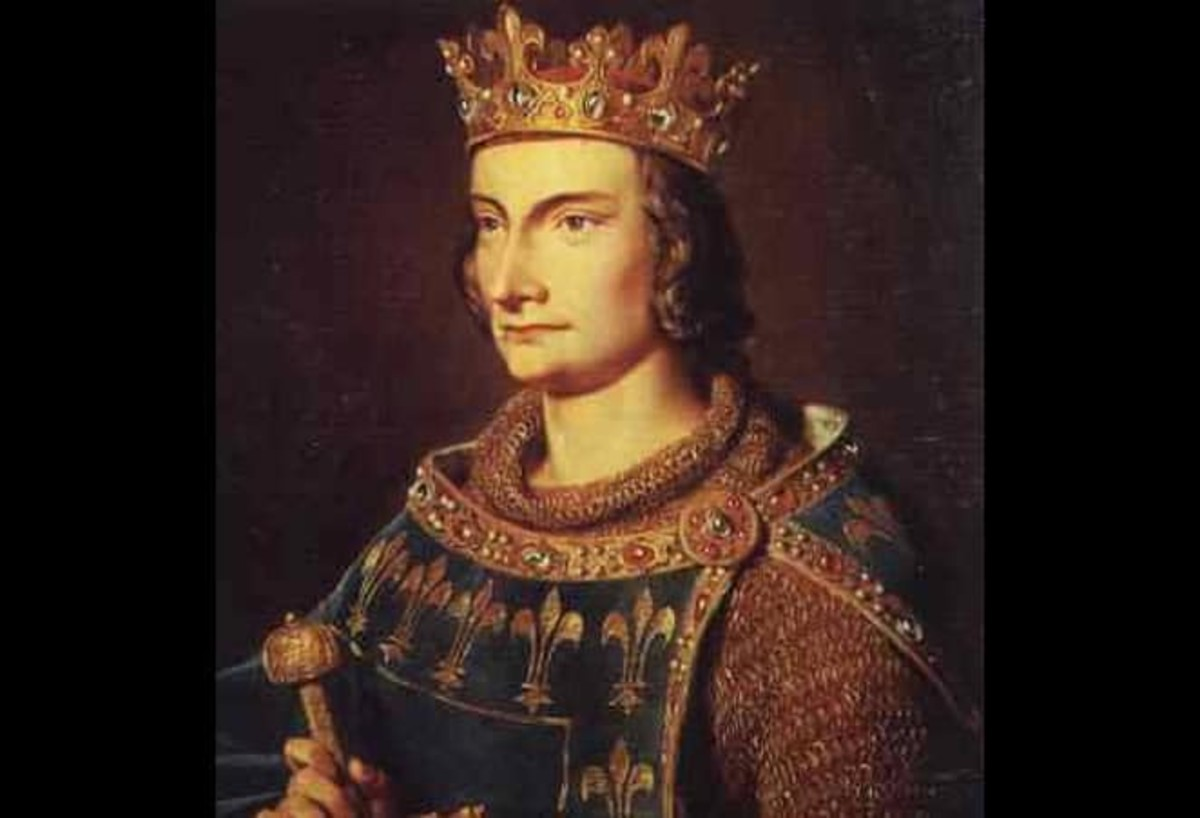 King Philip IV of France
