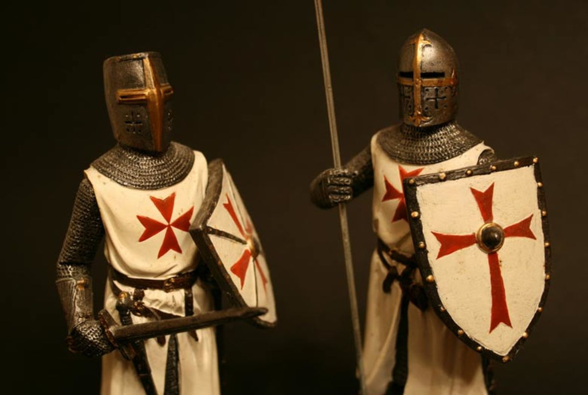 Knights Templar Museum Exhibit
