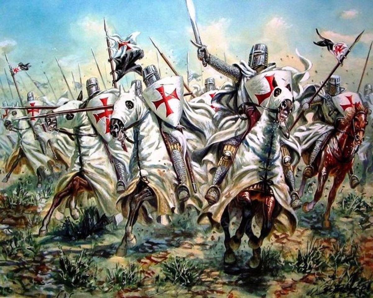 Knights Templar Cavalry