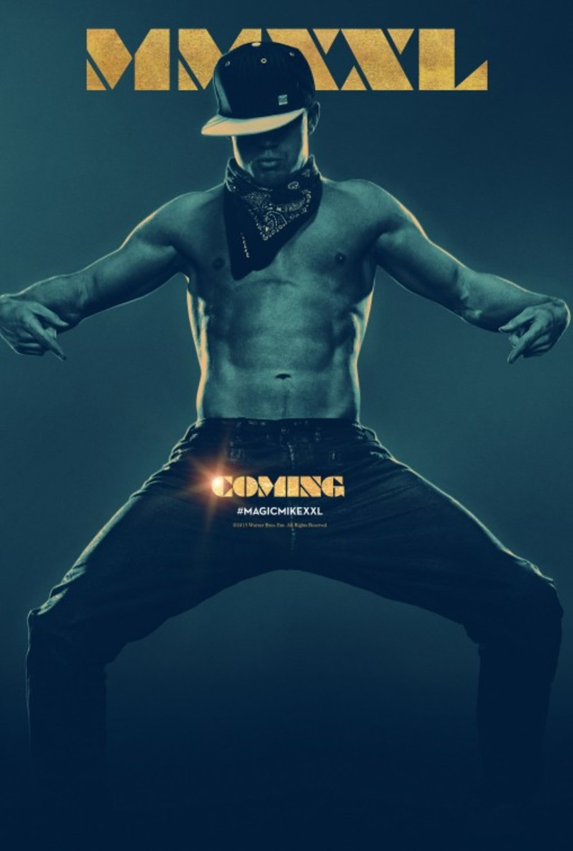 Magic Mike Xxl (2015) Movie Review