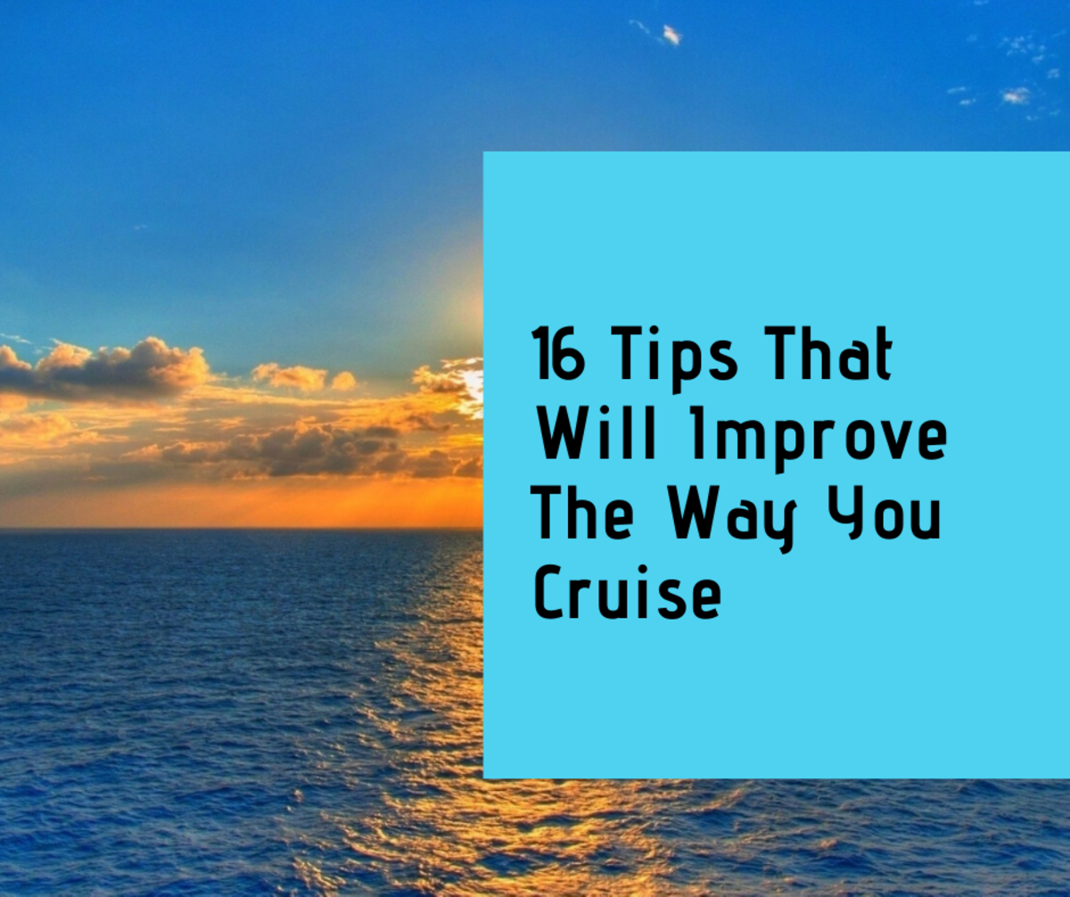 16 Tips That Will Improve the Way You Cruise