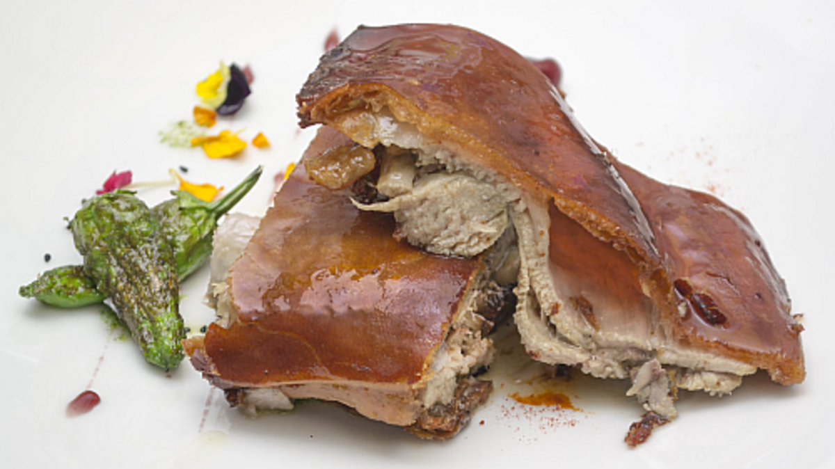 Origin of the Roasted Pig Called Lechon
