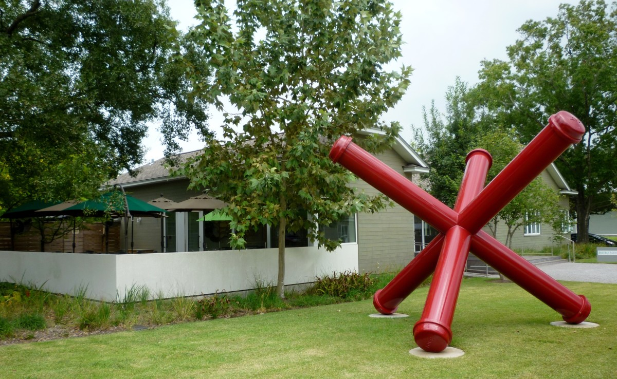 Bistro Menil: Welcome Addition to Menil Collection in Houston