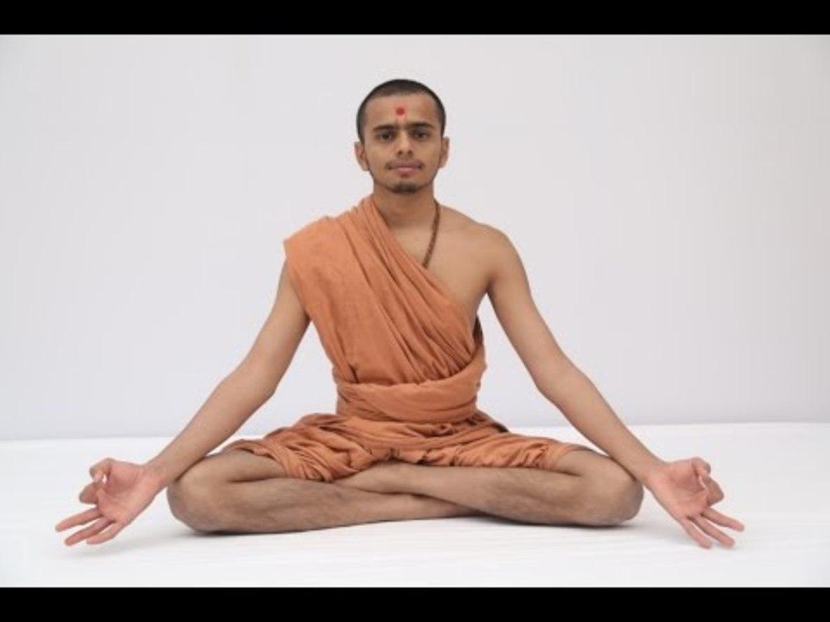 Siddhasana (Accomplished Pose)