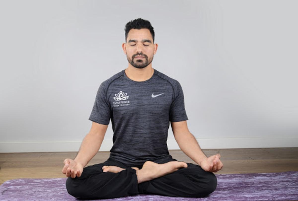 Padmasana (Lotus Pose)