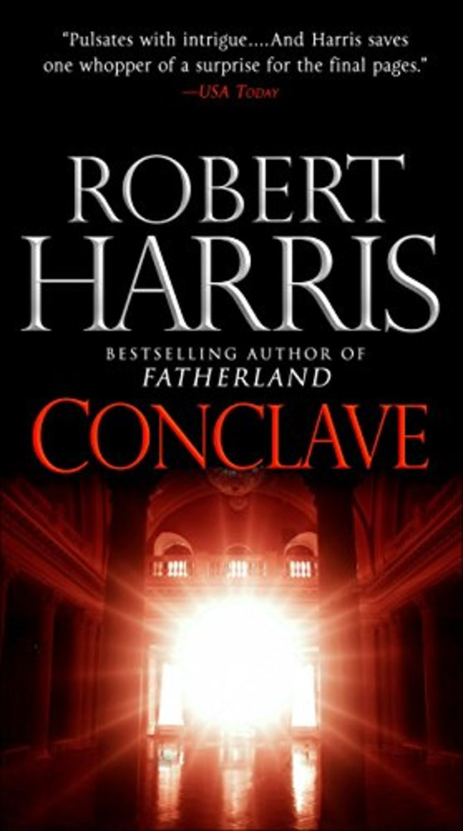 Book Review: Conclave by Robert Harris