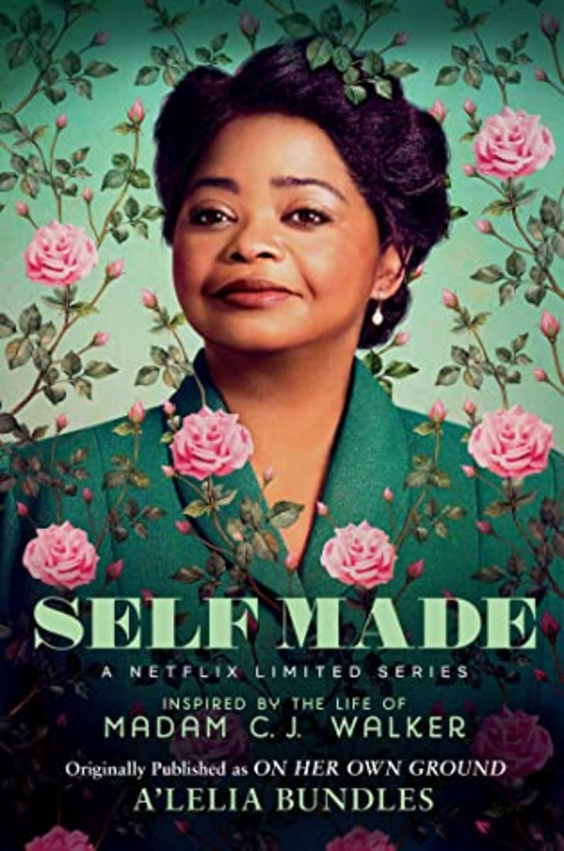 "Octavia Spencer stars as Madam CJ Walker and is one of the Executive Producers for ""Self Made"""