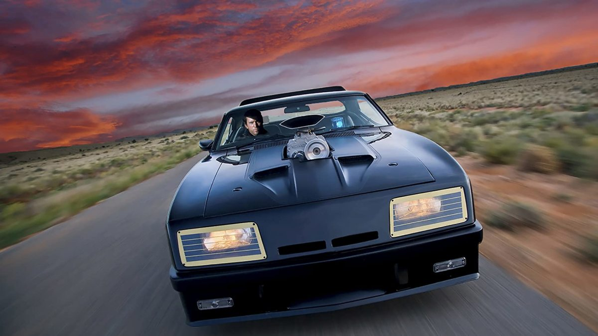 What Do You Need to Make Mad Max's V8 Interceptor