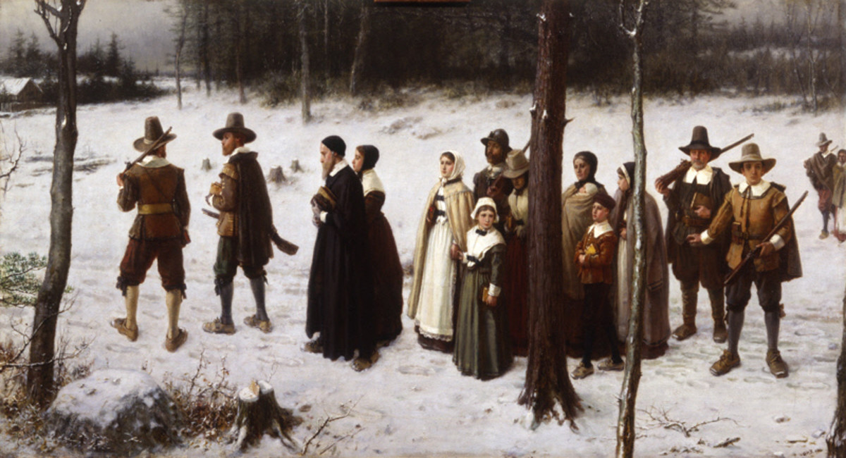 The Pilgrims and the Founding of Plymouth Colony