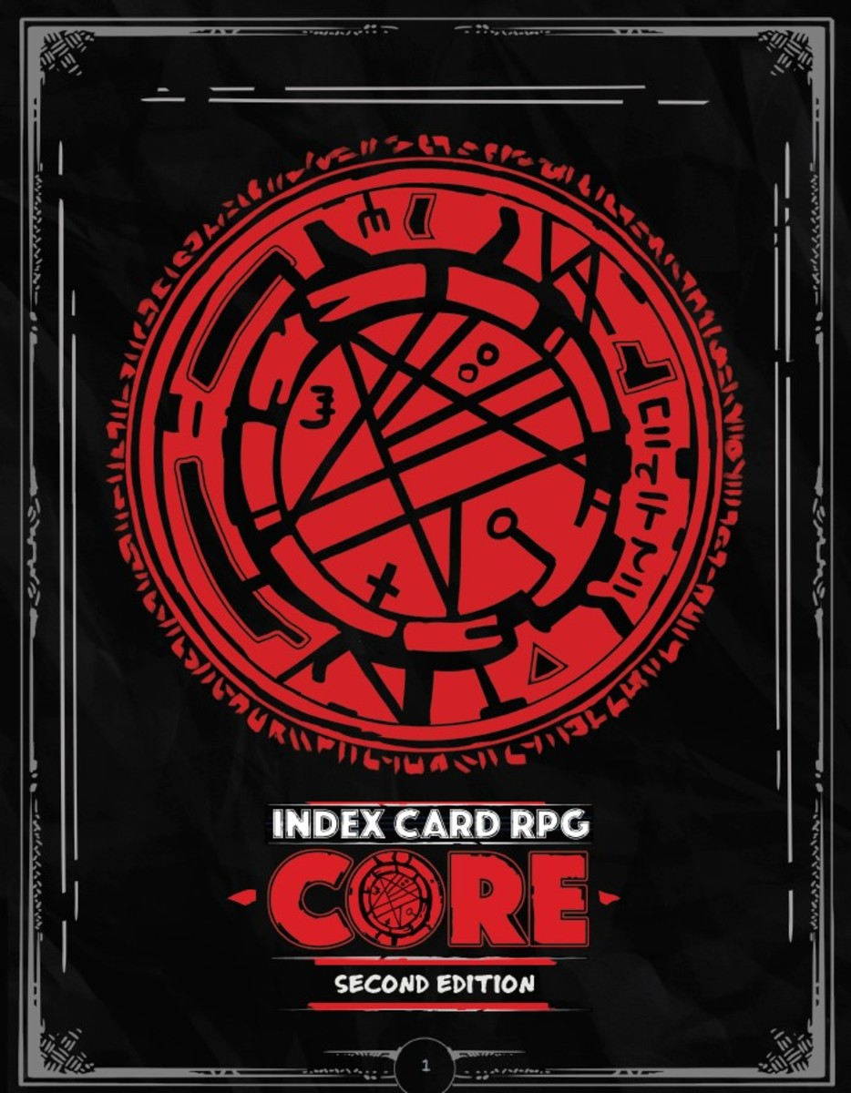 Index Card RPG: The DIY Role-Playing Game