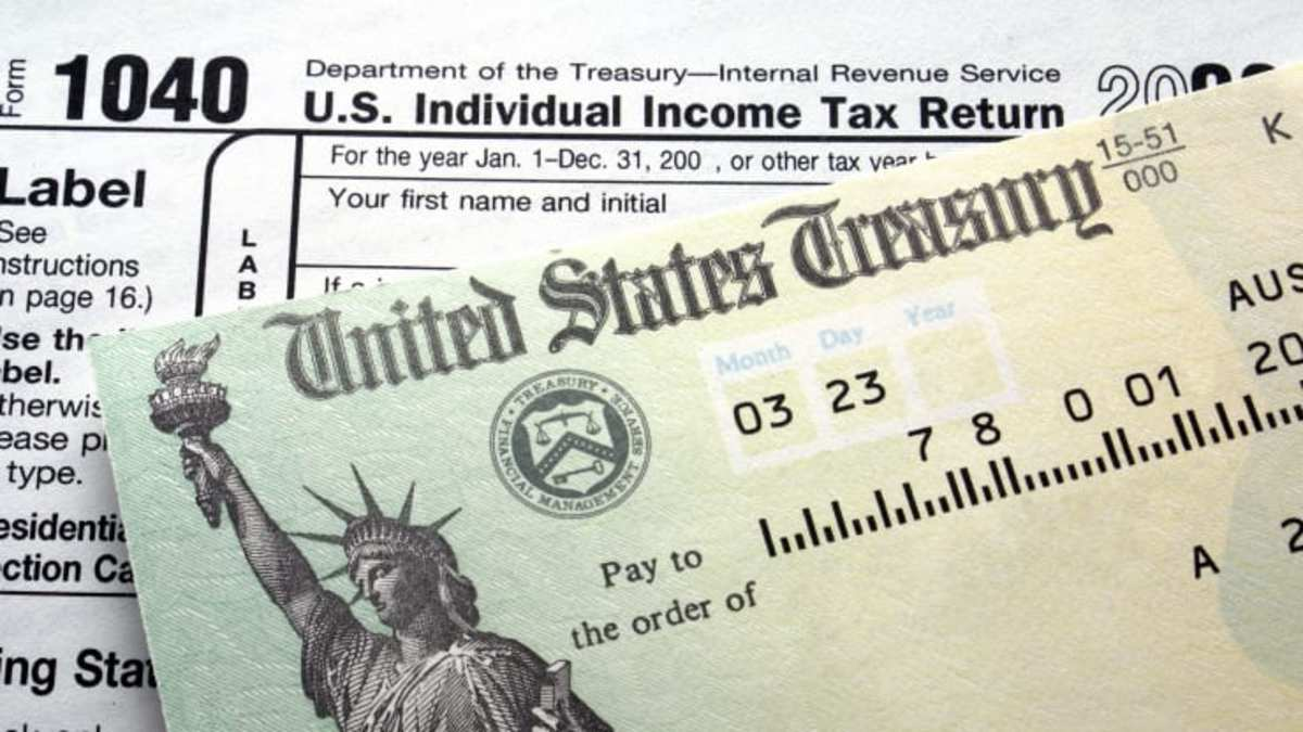 Your $1,200 Stimulus Check Is On Its Way to You