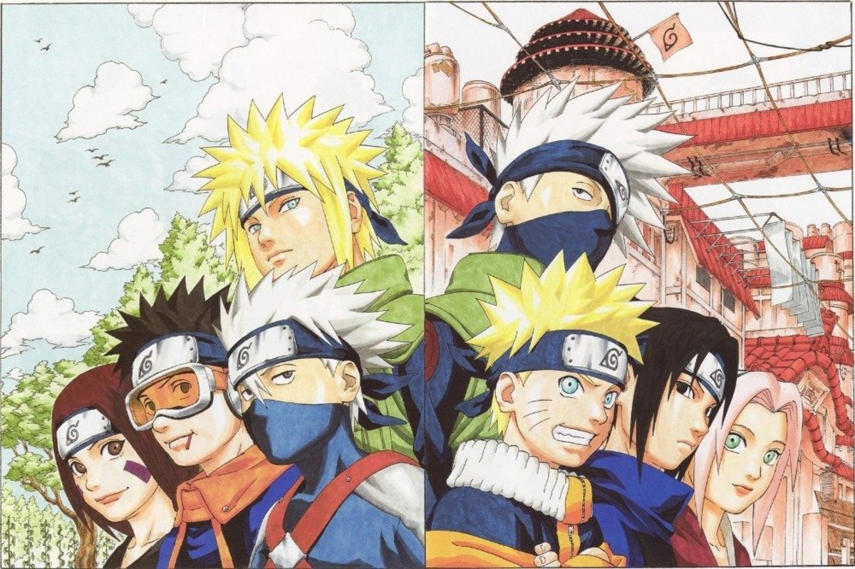 Team Minato and Team Kakashi Parallels (& Why They're Significant)
