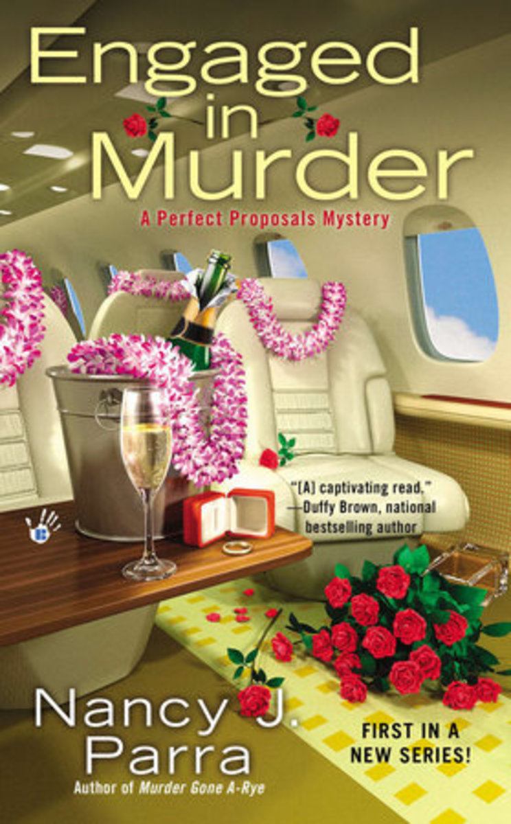 Book Review: Engaged in Murder by Nancy J. Parra