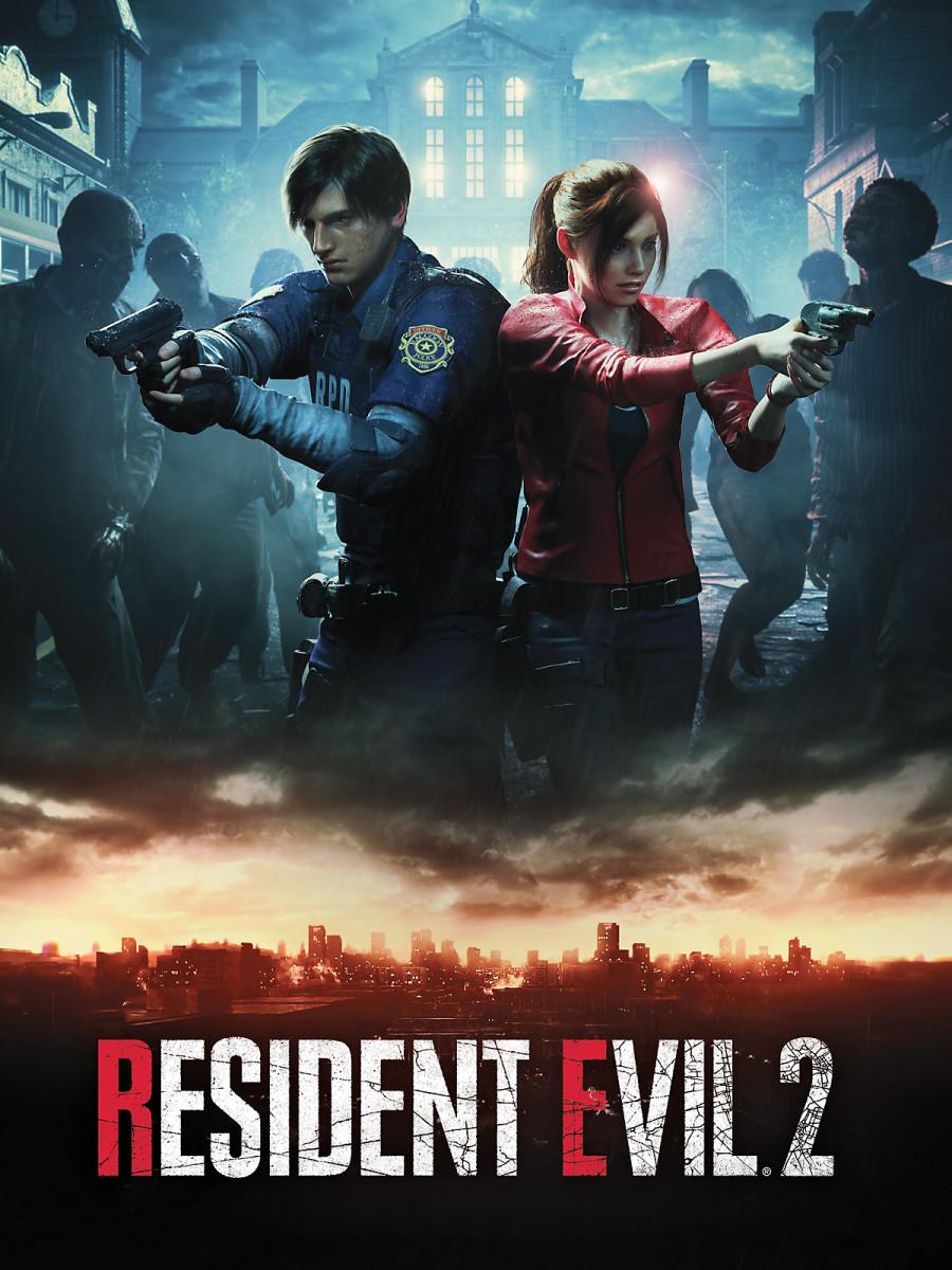 Best Horror Game In 2019 - Resident Evil 2 Remake