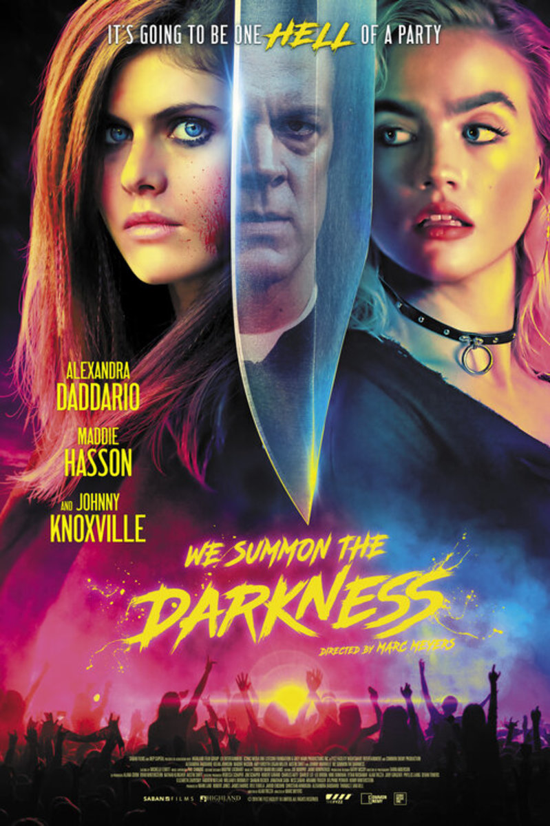 We Summon The Darkness (2019) Movie Review