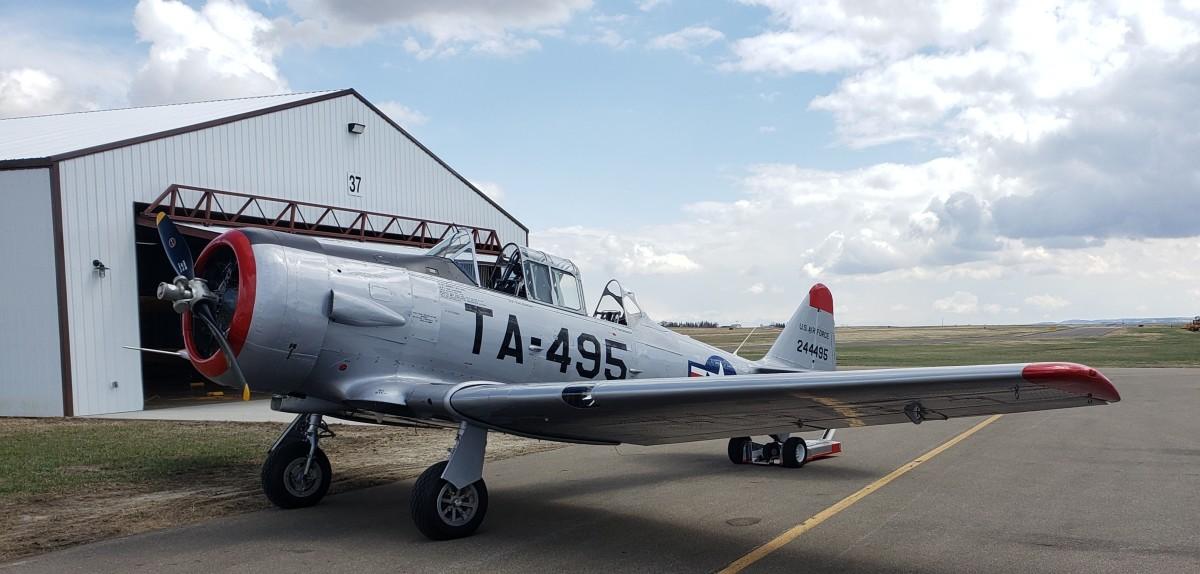 The T6 Texan