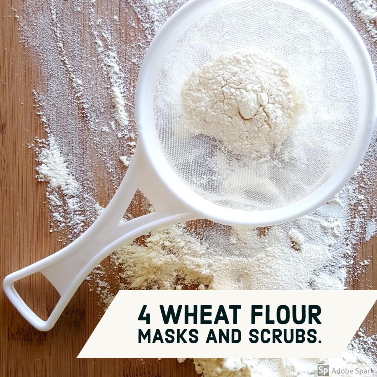 4-beneficial-diy-wheat-flour-masks-and-scrubs