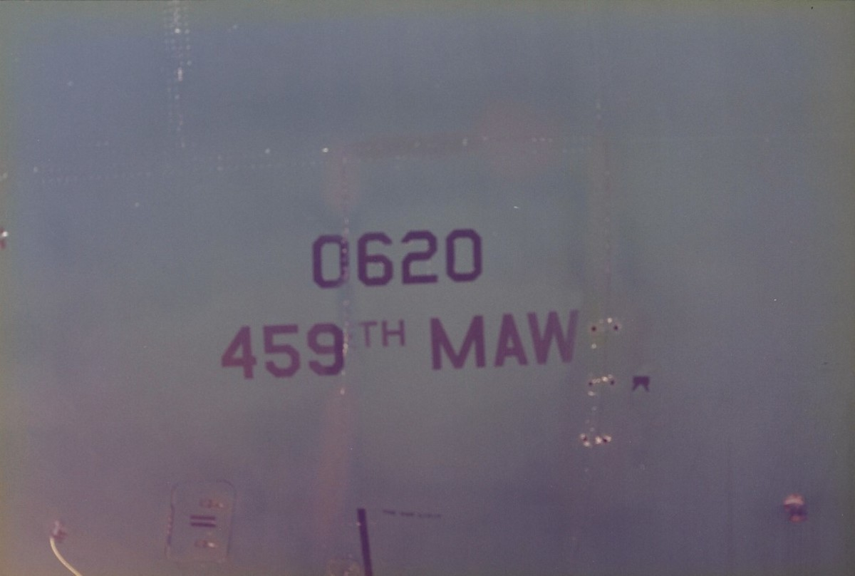 A C-141 involved in the invasion of Panama, Joint Base Andrews, MD.