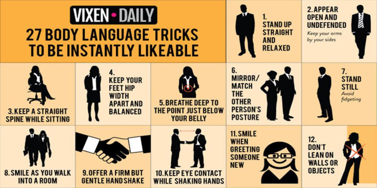body-language-at-work
