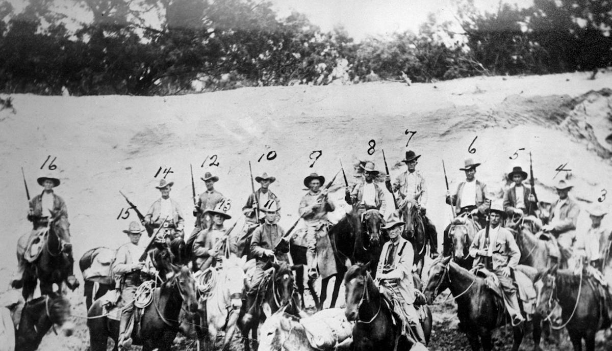 Texas Rangers Porvenir Raid