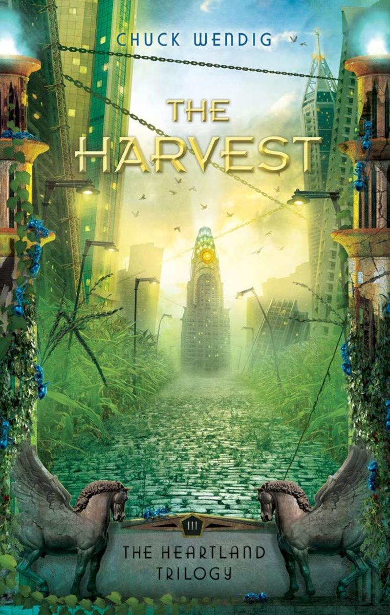 The Harvest: An Amazing Conclusion to an Unique Dystopian Masterpiece