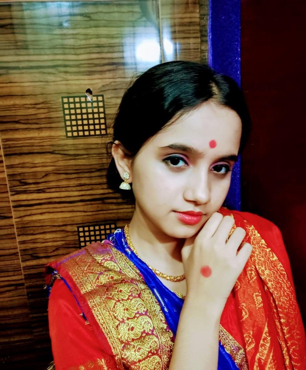 The Bengali look