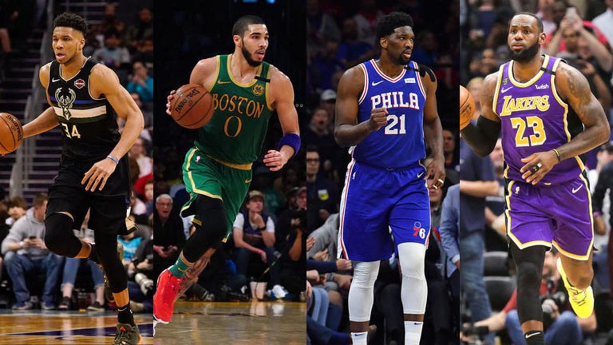 All-NBA, All-Defense, and Awards for 2019-2020