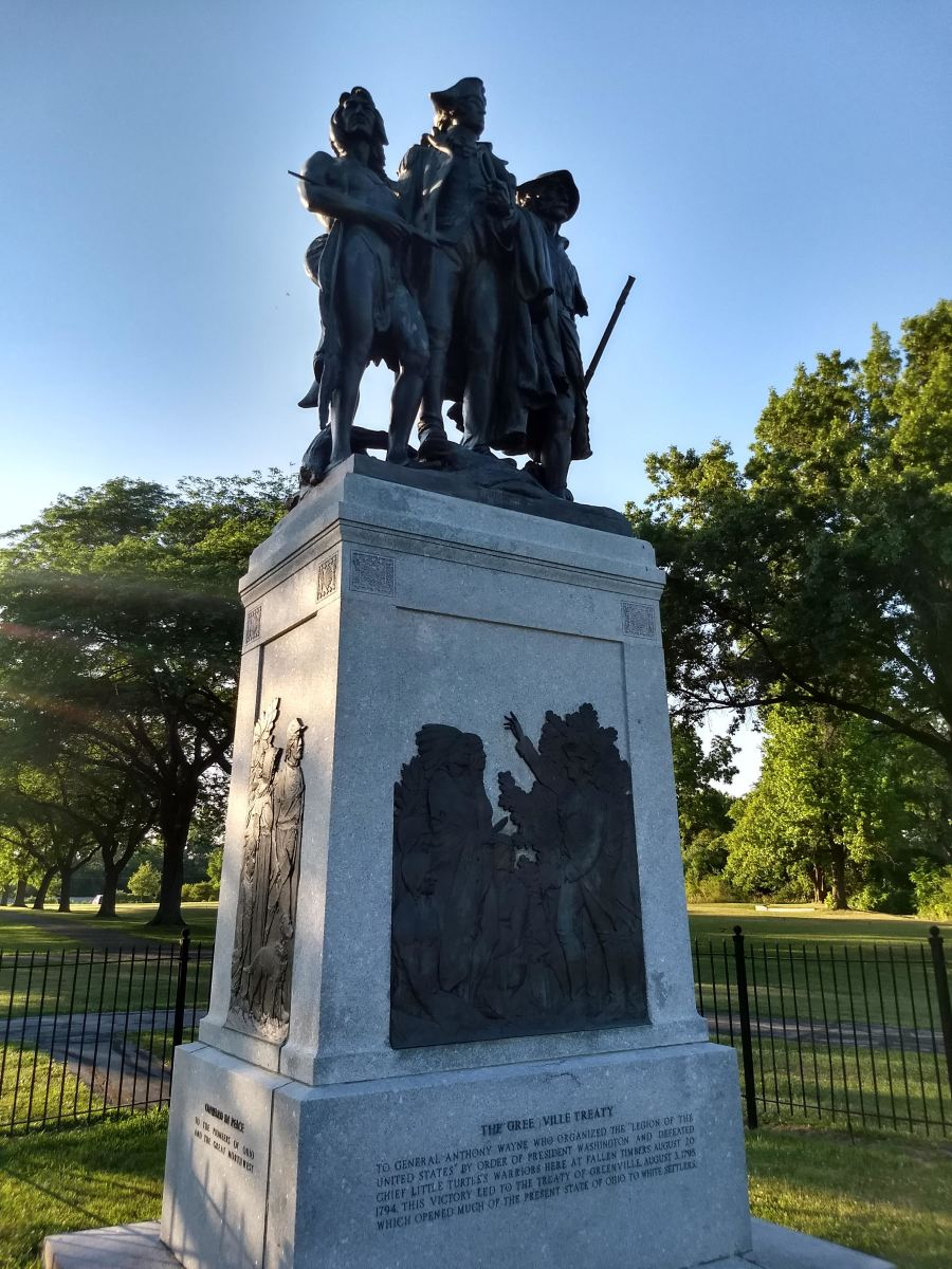 Fallen Timbers Battlefield and Fort Miamis Park Highlights