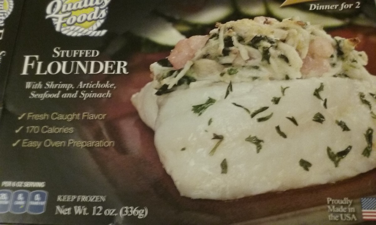 product-review-quality-foods-brand-stuffed-flounder