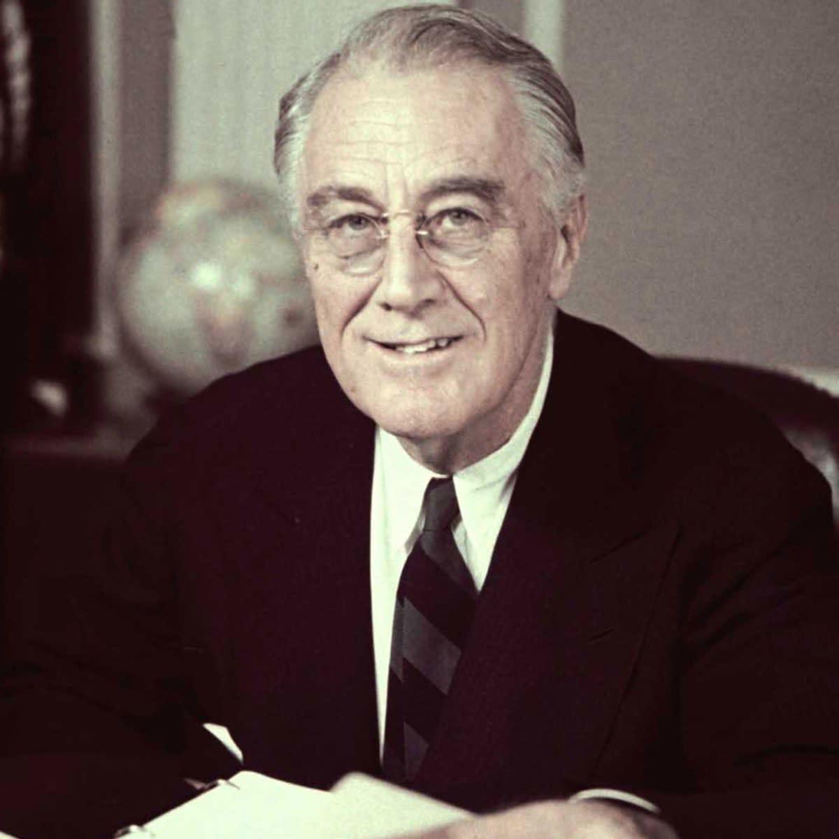 Franklin Delano Roosevelt - FDR