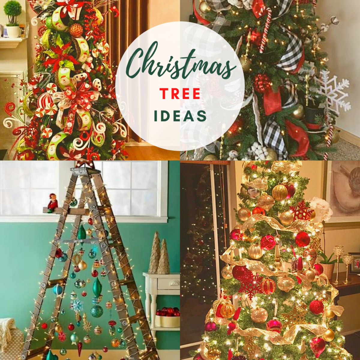 Themed Christmas Tree Ideas
