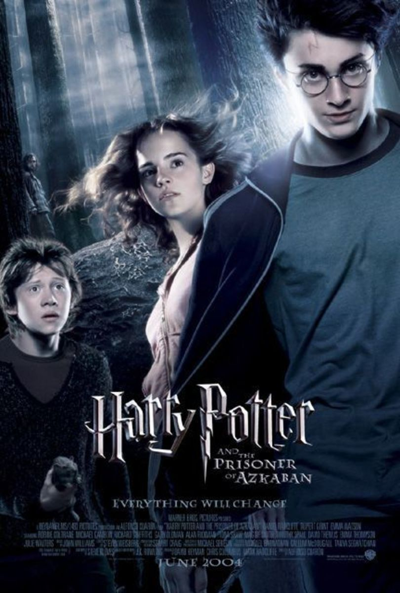 "Movie Review: ""Harry Potter and the Prisoner of Azkaban"""