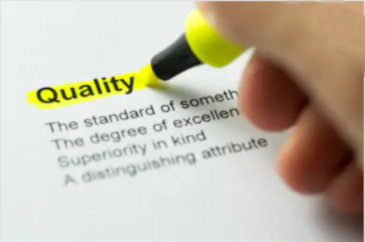 Quality Content Means Quality Self-Publishing
