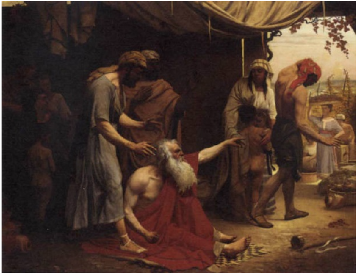 4 Unthinkable Theories for Noah's Anger