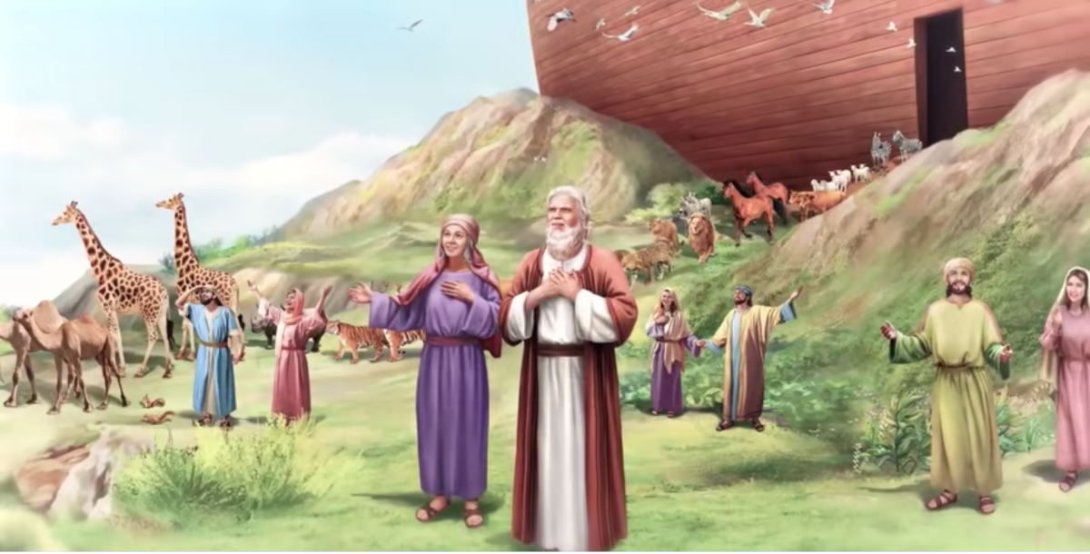 In Genesis 9:18-27 in the Holy Bible, we find a perplexing situation. Noah, his wife, his three sons, and their wives have just survived a worldwide flood.  Then something happens.