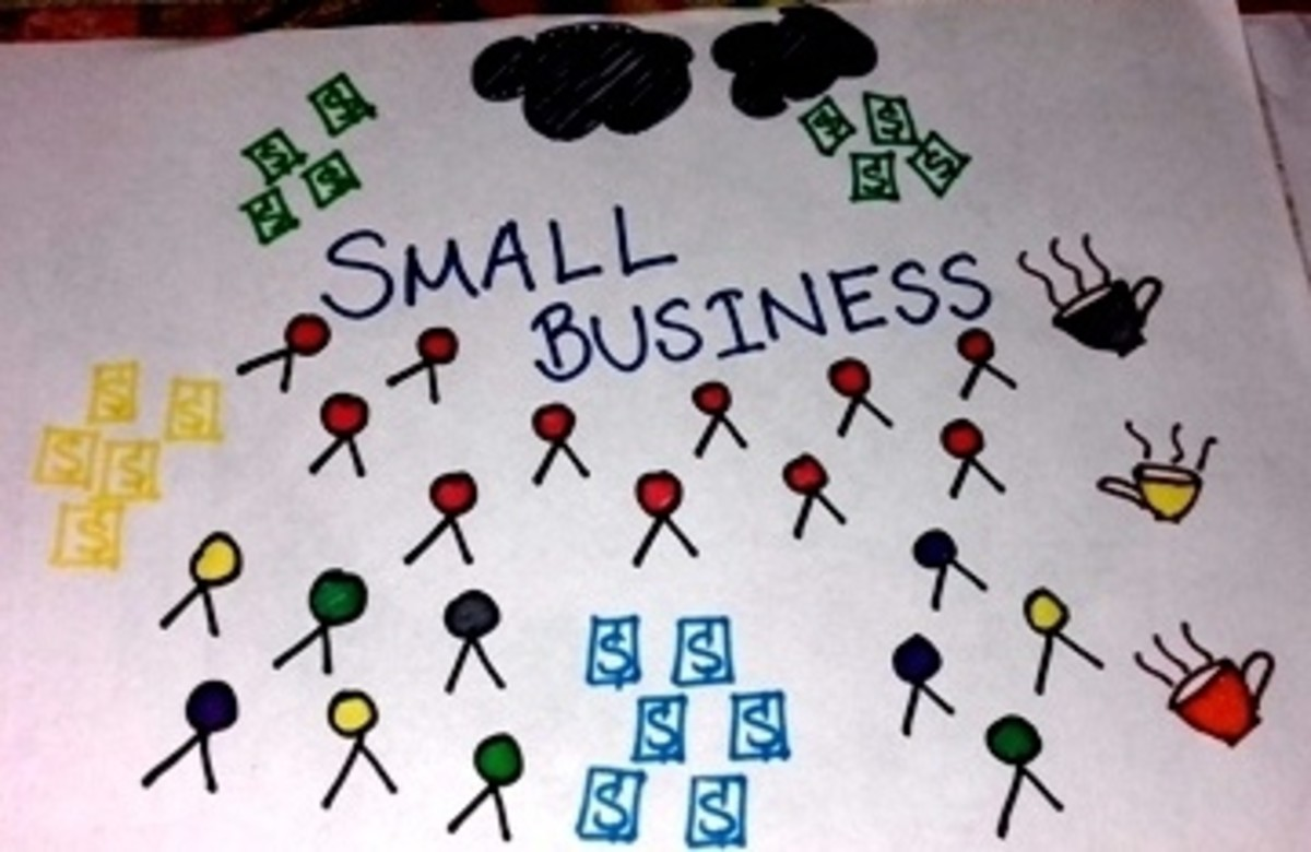 10 Particular Challenges for Small Enterprise